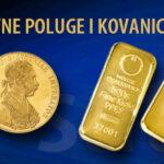 Investicijske zlatne poluge