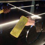 Kovnica Austrian Mint i tvrtka Moro, javnosti uspješno predstavili monetarnu zlatnu polugu