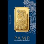 Tvrtka MORO službeni zastupnik švicarske kovnice PAMP